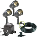 techmar-corvus-garden-lights-bundle-3-light-kit